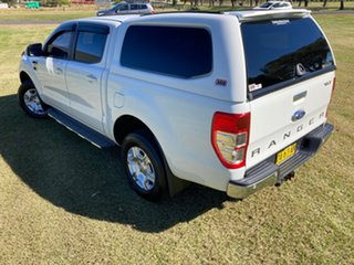 2016 Ford Ranger PX MkII MY17 XLT 3.2 Hi-Rider (4x2) White 6 Speed Automatic Crew Cab Pickup