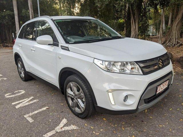 Used Suzuki Vitara LY RT-S 2WD Stuart Park, 2018 Suzuki Vitara LY RT-S 2WD White 6 Speed Sports Automatic Wagon