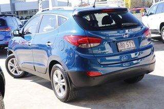2012 Hyundai ix35 LM2 Elite Blue 6 Speed Sports Automatic Wagon.