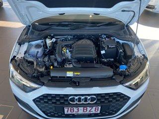 2020 Audi A1 GB MY21 30 TFSI Sportback S Tronic 7 Speed Sports Automatic Dual Clutch Hatchback