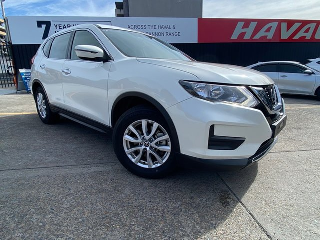 Used Nissan X-Trail T32 Series II ST X-tronic 2WD Homebush, 2019 Nissan X-Trail T32 Series II ST X-tronic 2WD Pearl White 7 Speed Constant Variable Wagon