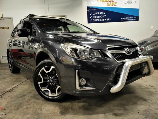 Used Subaru XV G4X MY16 2.0i-L AWD Ashmore, 2016 Subaru XV G4X MY16 2.0i-L AWD Metallic Grey 6 Speed Manual Wagon