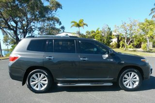 2011 Toyota Kluger Grande Grey 5 Speed Automatic Wagon.