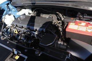 2012 Hyundai ix35 LM2 Elite Blue 6 Speed Sports Automatic Wagon