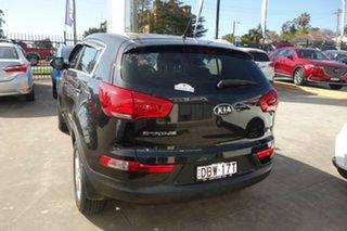 2015 Kia Sportage SL MY14 Si 2WD Black 6 Speed Manual Wagon