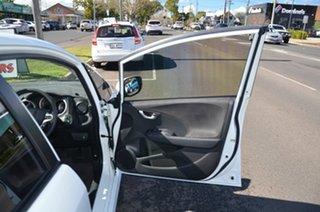 2012 Honda Jazz GE MY12 Vibe-S White 5 Speed Automatic Hatchback