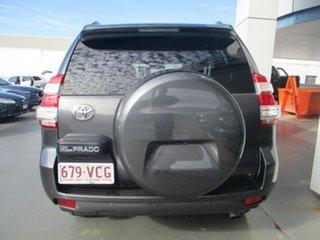 2014 Toyota Landcruiser Prado KDJ150R MY14 GXL (4x4) Grey 5 Speed Sequential Auto Wagon.