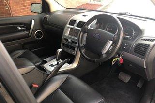 2009 Ford Territory SY MkII Ghia Black 4 Speed Sports Automatic Wagon
