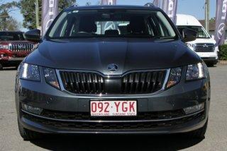 2018 Skoda Octavia NE MY18.5 110TSI DSG Quartz Grey Metallic/black 7 Speed