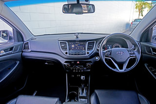 2017 Hyundai Tucson TL2 MY18 Elite 2WD White 6 Speed Sports Automatic Wagon