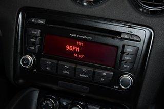 2010 Audi TTS 8J MY10 S Tronic Quattro Vegas Yellow 6 Speed Sports Automatic Dual Clutch Coupe