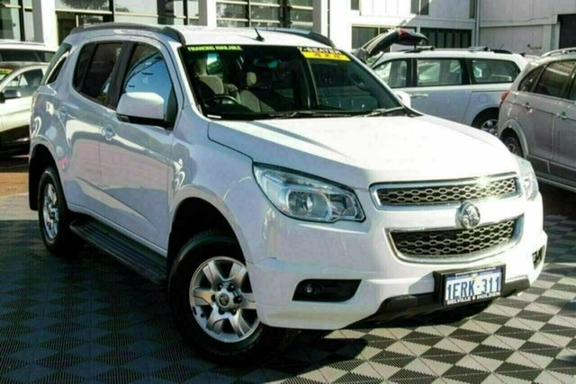 Used Holden Colorado 7 RG MY15 LT Attadale, 2015 Holden Colorado 7 RG MY15 LT White 6 Speed Sports Automatic Wagon