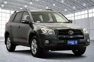 2012 Toyota RAV4 ACA33R MY12 Cruiser L Grey 4 Speed Automatic Wagon.