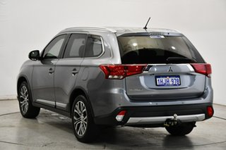 2016 Mitsubishi Outlander ZK MY17 LS 2WD Titanium 6 Speed Constant Variable Wagon.