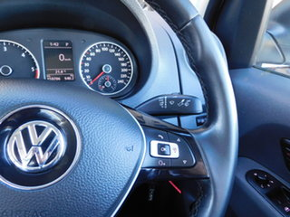 2015 Volkswagen Amarok 2H MY15 TDI420 4MOTION Perm Core White 8 Speed Automatic Cab Chassis