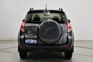 2012 Toyota RAV4 ACA33R MY12 Cruiser L Grey 4 Speed Automatic Wagon