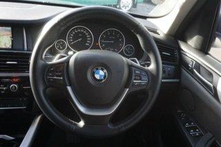2015 BMW X3 F25 LCI MY0414 xDrive20i Steptronic Black 8 Speed Automatic Wagon