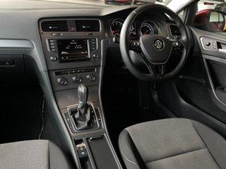 2016 Volkswagen Golf VII MY16 92TSI DSG Trendline Red 7 Speed Sports Automatic Dual Clutch Hatchback