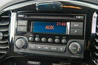 2013 Nissan Juke F15 MY14 ST 2WD Black 5 Speed Manual Hatchback