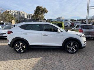 2016 Hyundai Tucson TLE Elite (AWD) White 7 Speed Auto Dual Clutch Wagon