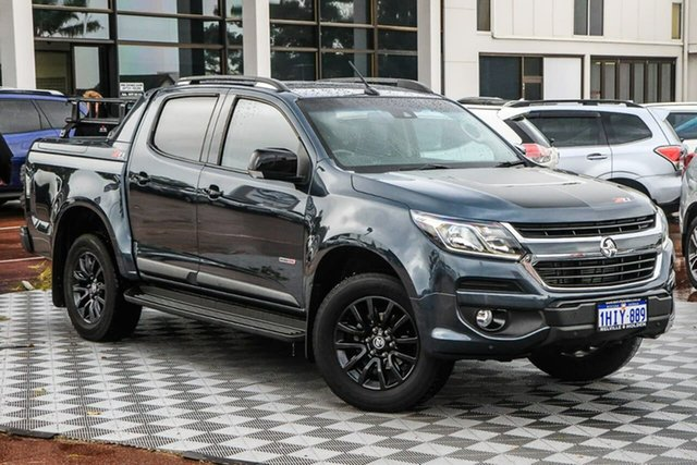 Used Holden Colorado RG MY20 Z71 Pickup Crew Cab Attadale, 2019 Holden Colorado RG MY20 Z71 Pickup Crew Cab Grey 6 Speed Sports Automatic Utility