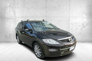 2009 Mazda CX-9 TB10A1 Luxury Radiant Ebony 6 Speed Sports Automatic Wagon.