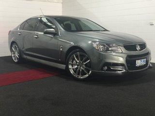 2014 Holden Commodore VF MY14 SS V Redline Grey 6 Speed Sports Automatic Sedan.