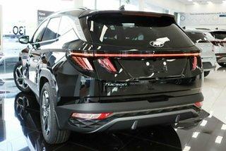 2021 Hyundai Tucson NX4.V1 MY22 Highlander (FWD) Phantom Black 6 Speed Automatic Wagon.