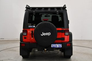 2013 Jeep Wrangler JK MY2014 Sport Rock Lobster 5 Speed Automatic Softtop