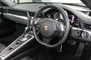 2014 Porsche 911 991 MY15 4S PDK AWD White 7 Speed Sports Automatic Dual Clutch Targa.