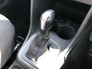 2015 Volkswagen Polo 6R MY15 66TSI DSG Trendline Black 7 Speed Sports Automatic Dual Clutch