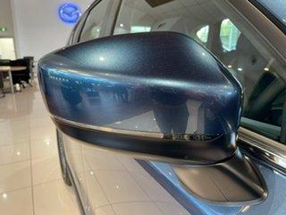 2021 Mazda CX-5 KF4WLA Touring SKYACTIV-Drive i-ACTIV AWD Blue 6 Speed Sports Automatic Wagon.