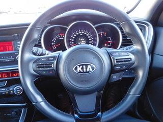 2013 Kia Optima TF MY13 SI White 6 Speed Sports Automatic Sedan