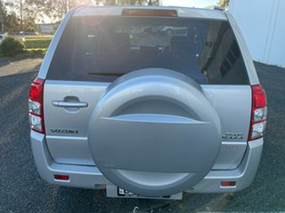 2012 Suzuki Grand Vitara JB MY13 Sport Silver 4 Speed Automatic Wagon