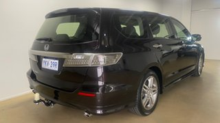 2012 Honda Odyssey RB MY12 Luxury Brown 5 Speed Automatic Wagon.