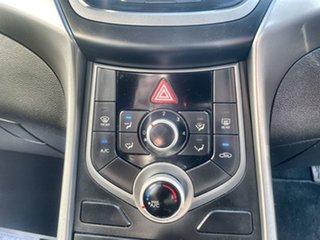 2014 Hyundai Elantra MD3 Trophy Blue 6 Speed Sports Automatic Sedan