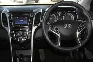 2014 Hyundai i30 GD2 Active Silver 6 Speed Sports Automatic Hatchback