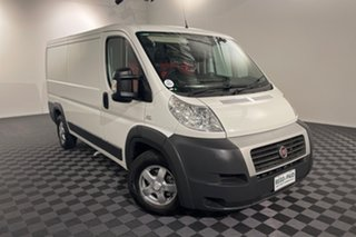 2014 Fiat Ducato Series II MY12 Low Roof MWB MTA White 6 speed Automatic Van.