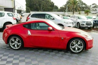 2012 Nissan 370Z Z34 MY11 Red 6 Speed Manual Coupe