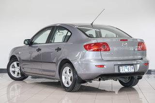 2005 Mazda 3 BK10F1 Neo Grey 5 Speed Manual Sedan.