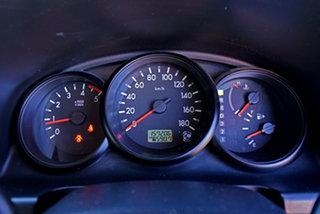 2010 Mazda BT-50 UNY0E4 DX 4x2 White 5 Speed Automatic Utility