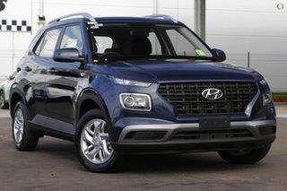 2021 Hyundai Venue QX.V3 MY21 Blue 6 Speed Automatic Wagon.