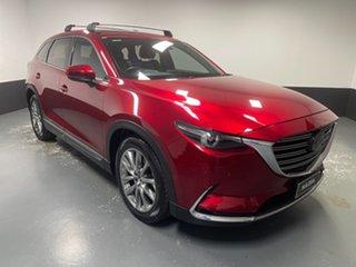 2018 Mazda CX-9 TC Azami SKYACTIV-Drive Red 6 Speed Sports Automatic Wagon.