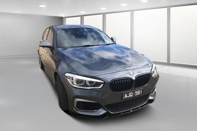 Used BMW 1 Series F20 LCI M135i West Footscray, 2016 BMW 1 Series F20 LCI M135i Grey 8 Speed Sports Automatic Hatchback