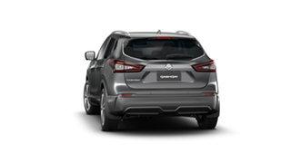 2021 Nissan Qashqai J11 Series 3 MY20 ST-L X-tronic Gun Metallic 1 Speed Constant Variable Wagon