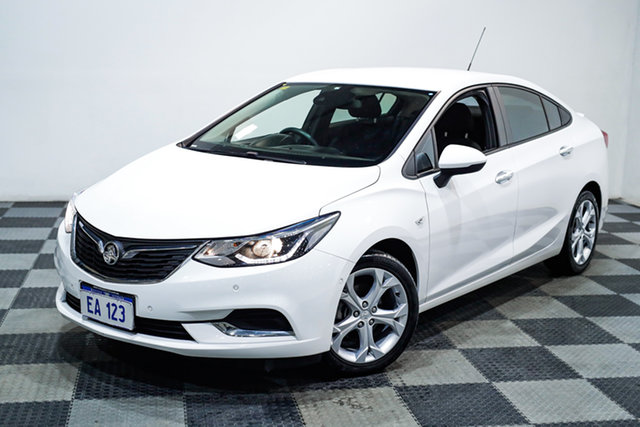 Used Holden Astra BL MY18 LT Edgewater, 2018 Holden Astra BL MY18 LT White 6 Speed Sports Automatic Sedan