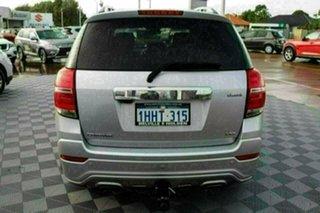 2016 Holden Captiva CG MY16 LTZ AWD Silver 6 Speed Sports Automatic Wagon.