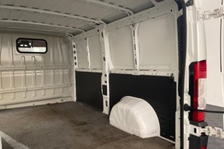 2014 Fiat Ducato Series II MY12 Low Roof MWB MTA White 6 speed Automatic Van
