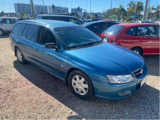 2004 Holden Commodore VZ Executive Blue 4 Speed Automatic Wagon