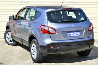 2012 Nissan Dualis J10W Series 3 MY12 ST Hatch X-tronic 2WD Grey 6 Speed Constant Variable Hatchback